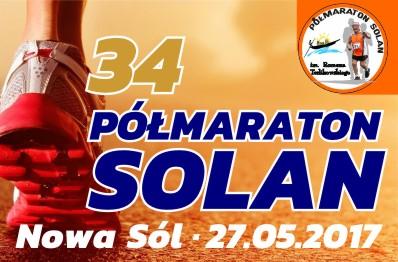 Półmaraton Solan 2017